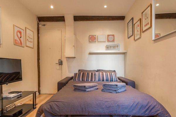 Apartment WS Menilmontant Belleville - фото 1