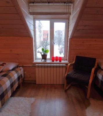 Apartment On 40 Let VLKSM - фото 14