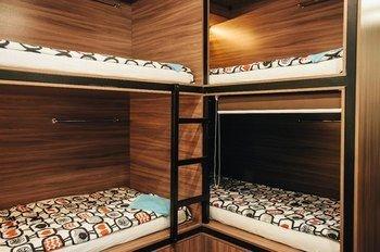 Anchor Park Capsule Hostel - фото 20