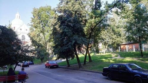 Apartment at Stefana Batoria street - фото 11