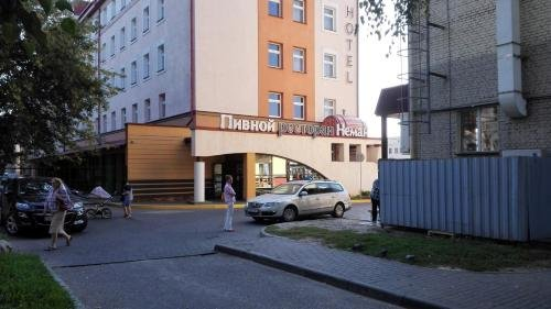 Apartment at Stefana Batoria street - фото 13
