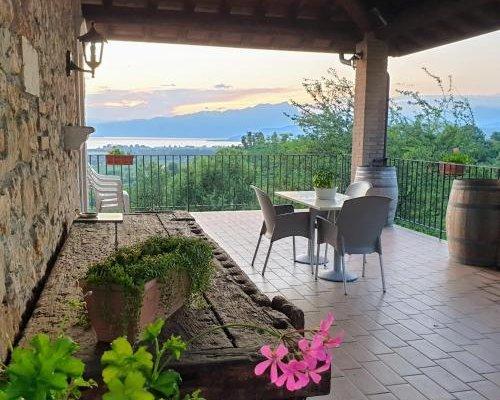 Farm house Castelmontioni Lazise - фото 33