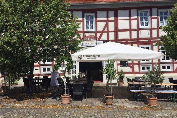 Hotel Alte Posthalterei - фото 13