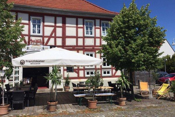 Hotel Alte Posthalterei - фото 14