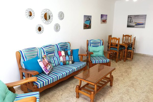 Apartamento Playa Gran Tarajal - фото 11