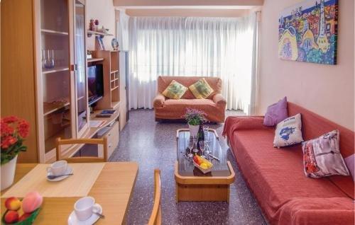 Apartment Pineda de Mar with Sea View I - фото 21
