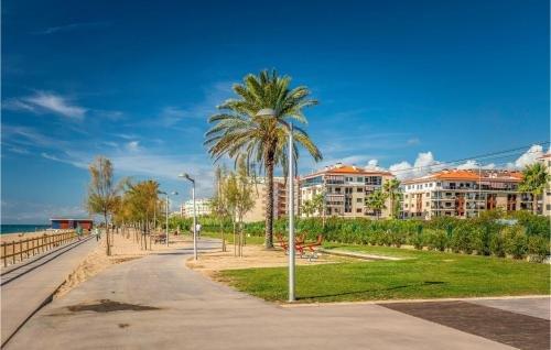 Apartment Pineda de Mar with Sea View I - фото 2