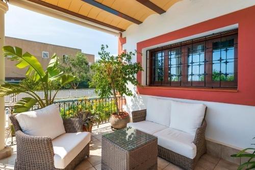 Four-Bedroom Holiday home in Santa Eulalia del Rio II - фото 8