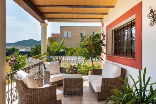 Four-Bedroom Holiday home in Santa Eulalia del Rio II - фото 9