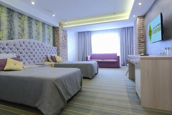 Hotel Talisman - фото 2