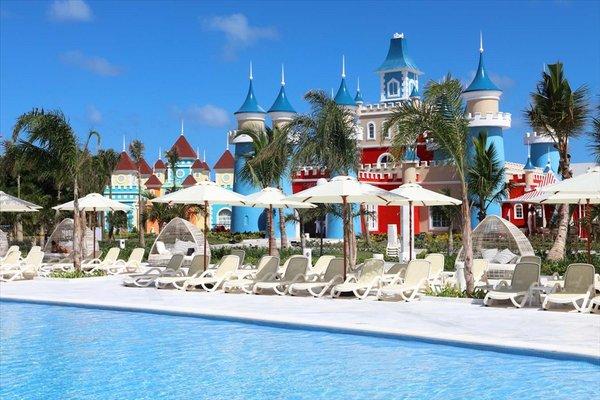 Resort luxury bahia principe fantasia in las charcas for Hotel luxury bahia principe fantasia