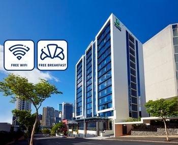 Holiday Inn Express Brisbane Central - фото 17