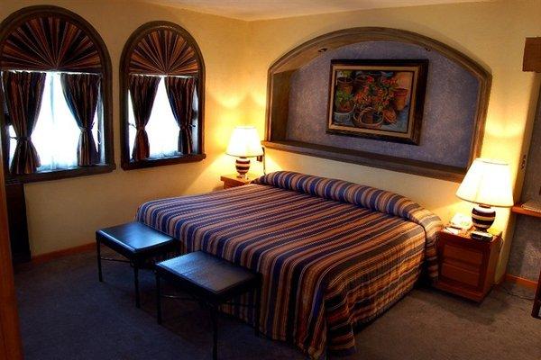hotel real de minas de san luis potosi - фото 1