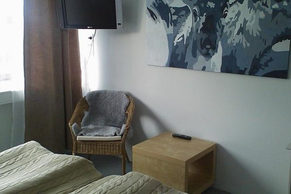 SteinkjerSannan Hotell - фото 10