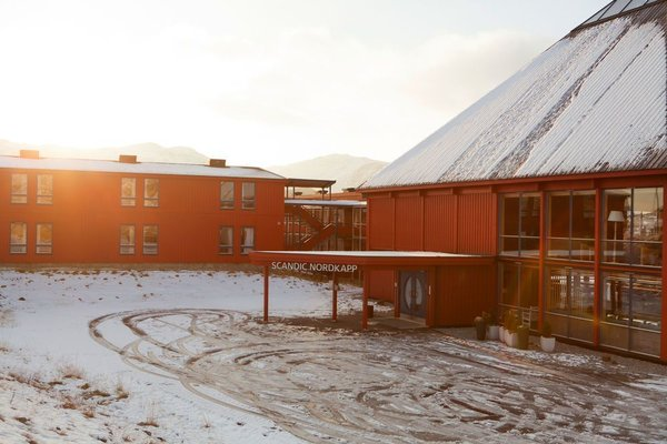 Scandic Nordkapp - фото 22