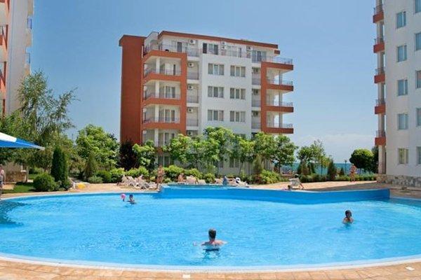Гостиница «RIVIERA FORT COMPLEX», Равда
