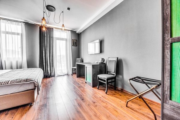 Hotel Gino Wellness Mtskheta - фото 11