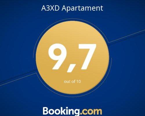 A3XD Apartament - фото 1