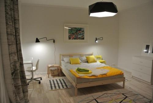 Apartment Tsentralnaya 4/1 - фото 11