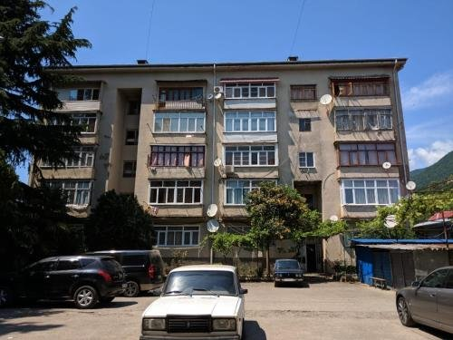 Apartment on Abazgaa 37/2 - фото 1