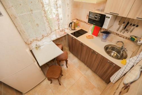 Apartment on Abazgaa 37/2 - фото 12