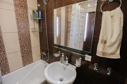 Apartment on Abazgaa 37/2 - фото 22