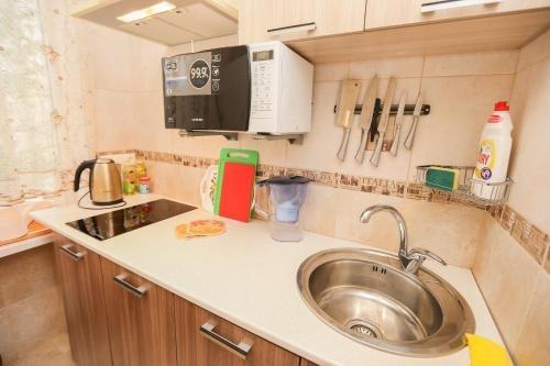 Apartment on Abazgaa 37/2 - фото 9