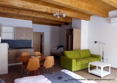 Apartmany 21 Trebon - фото 6