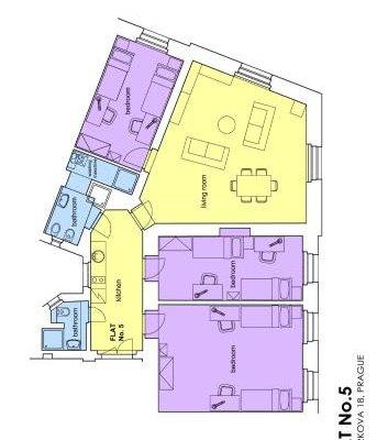 Letna Apartments - фото 3