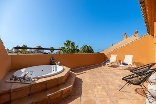 Duplex con encanto bahia - фото 14