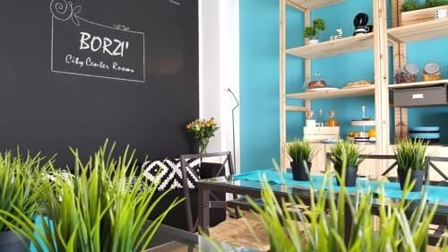 Borzi City Center Rooms - фото 19