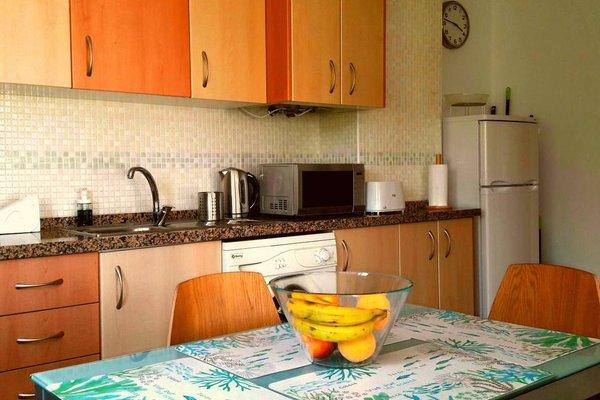 Apartment La Malaguena - фото 15