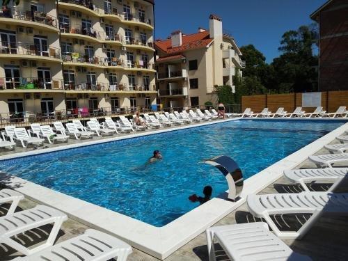 Hotel Prometey 3 - фото 26