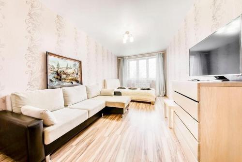 Apartment on Prospekt Gazety Pravda 17 - фото 25