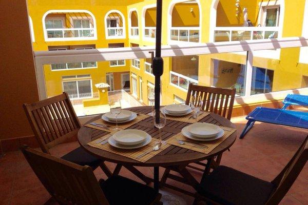 Turquesa Apartment - фото 19