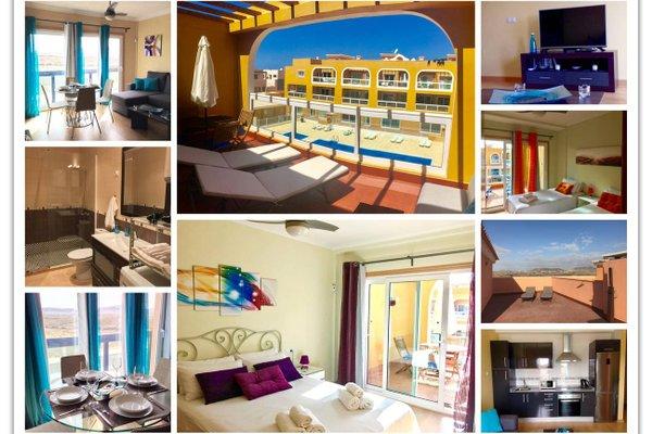 Turquesa Apartment - фото 9