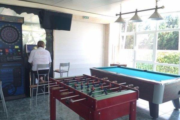 Hostal Restaurante Rio Ubierna - фото 16