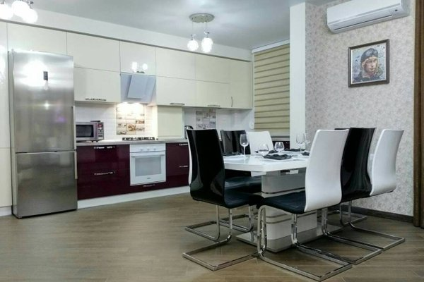 Apartment Marshala Bagramiana 36 - фото 11