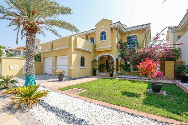 E&T Holiday Homes - Frond C Villa - фото 18