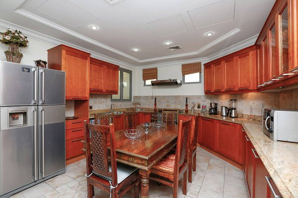 E&T Holiday Homes - Frond C Villa - фото 9