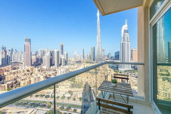 E&T Holiday Homes - Burj Views - фото 24
