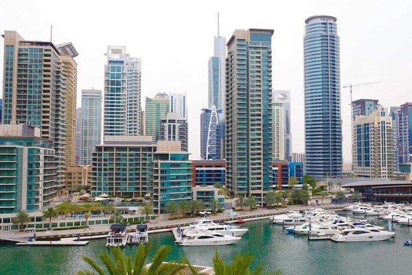 Hometown - Al Sahab Tower 1 - фото 7