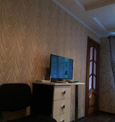 apartments on the Parkоvaya - фото 2