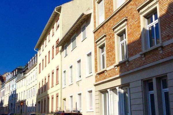 Apartment Stephi Baden-Baden - фото 11