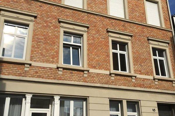 Apartment Stephi Baden-Baden - фото 14