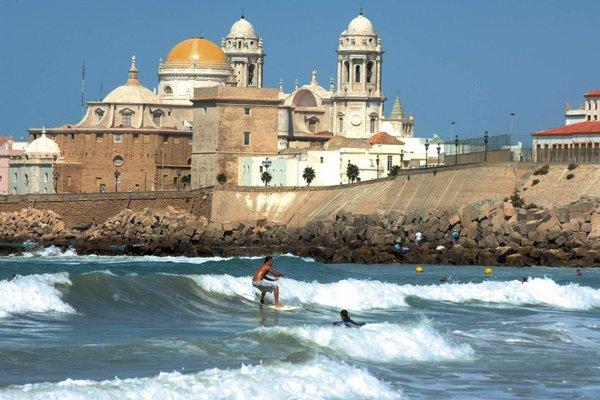 Cadiz Experience - Playa Santa Maria del Mar - фото 13