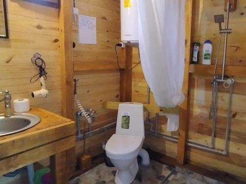 Guest House Genacvale in Bandza - фото 4