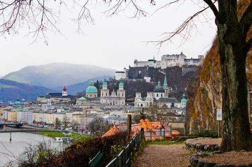 Amadeus Residence Salzburg - фото 23
