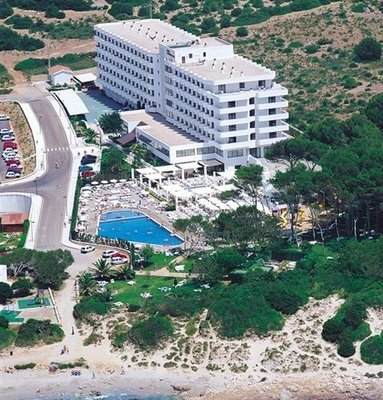 Stil Victoria Playa Hotel Menorca Island - фото 23