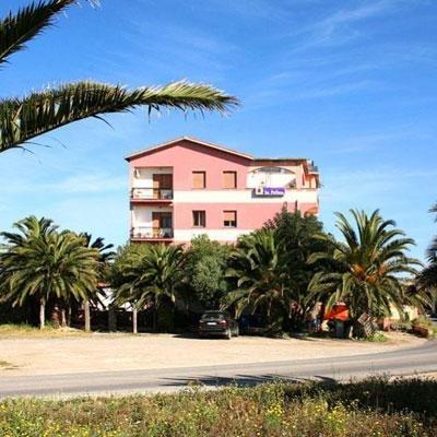 Гостиница «Su Pallosu», Putzu Idu